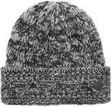 Sean John Men's Cable-Knit Hat