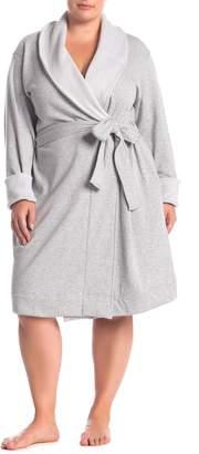UGG Blanche II Fleece Lined Robe (Plus Size)