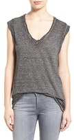 Pam & Gela V-Neck Muscle Tee