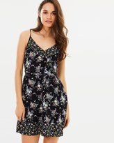 Oasis Patched Ditsy Sundress