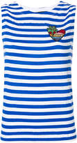 Love Moschino striped vest top