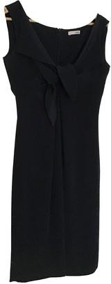 Freda Salvador Blue Silk Dress for Women