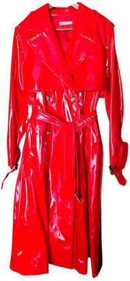 VIVETTA Red Synthetic Coats