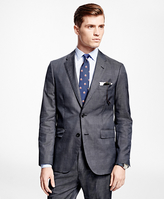 Brooks Brothers Plaid Suit Jacket