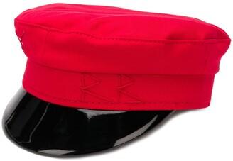 Ruslan Baginskiy Contrast Peak Baker Boy Hat