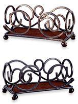 Thirstystone Wrought Iron Upright Coaster Caddy