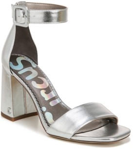 Sam Edelman Elizabeth Two-Piece Sandals Women's Shoes
