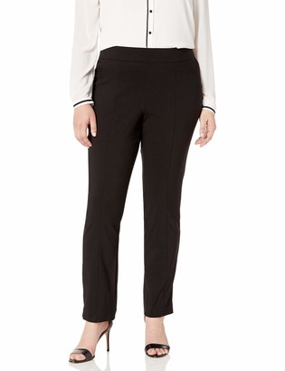 Rafaella Women's Plus Size Supreme Stretch Pant
