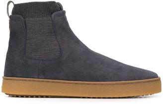 Hogan Sock-Style Boots