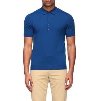 Paolo Pecora Polo Shirt Short-sleeved Cotton Polo Shirt