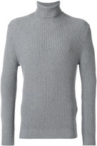 Tom Ford ribbed roll neck jumper
