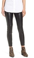 Blank NYC Women's Blanknyc High Waist Faux Leather Leggings