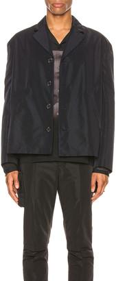 Undercover Overcoat in Navy   FWRD