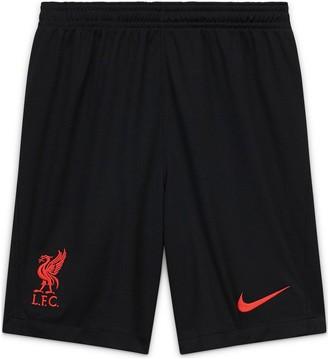 Nike Liverpool Fc 3rd Junior 20/21 Short