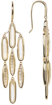 Melinda Maria Chandelier Quartz Earrings