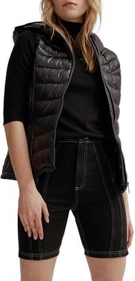 Noize Rose Quilted Ultra Ultra Lightweight Vest