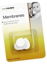 Medela Membranes for Breastpump Shields - 6 pack - by