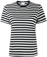 RE/DONE stripe print short sleeve t-shirt