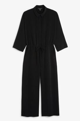 Monki Wide fitting jumpsuit