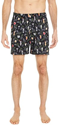 Tommy Bahama Knit Boxers (Cocktail Time) Men's Underwear