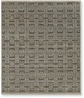 Williams-Sonoma Williams Sonoma Qing Dynasty Hand Knotted Rug