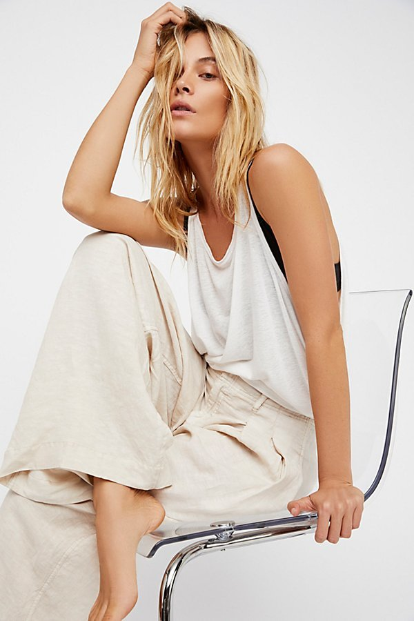 We The Free Sand Dollar Tank by at Free People