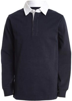 Nautica Long Sleeve Rugby Shirt