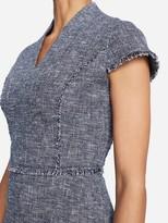 J.Mclaughlin Zinnia Tweed Dress
