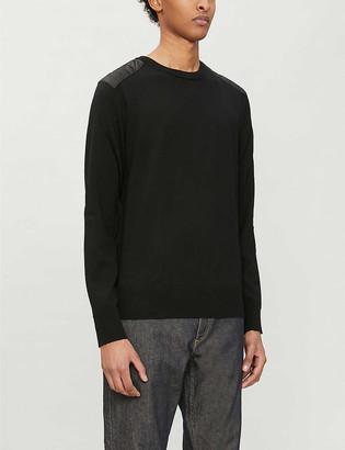 Belstaff Kerrigan wool sweatshirt
