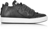 DSQUARED2 Tokyo Gang Black Leather Sneaker