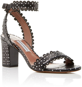 Tabitha Simmons Leticia Perforated Sandal