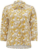 White Stuff Camomile Bloom Jersey Shirt