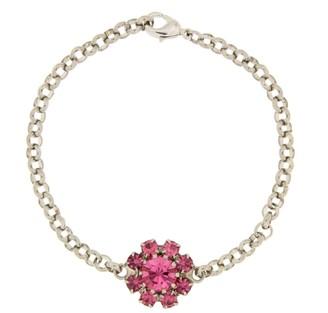 Rosaspina Firenze Florentine Garden Bracelet In Rose