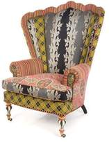 Mackenzie Childs MacKenzie-Childs Kensington Wing Chair