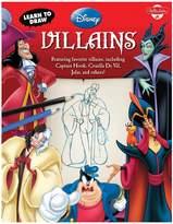 Quarto Publishing Learn Draw Disney's Villains
