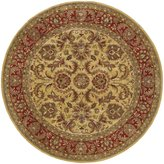 Surya A111-8RD Gold Ancient Treasures Collection Rug - 8 Ft Round