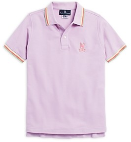 Psycho Bunny Boys' Polo Shirt, Little Kid, Big Kid - 100% Exclusive