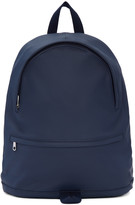 A.P.C. Navy Alexandre Backpack