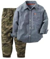 Carter's Boys Shirt and pants set