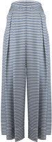 P.A.R.O.S.H. flared striped pants - women - Silk - S