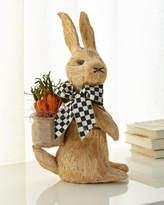 Mackenzie Childs MacKenzie-Childs Large Garden Patch Bunny