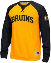 Reebok Men's Boston Bruins Finished Raglan Tee