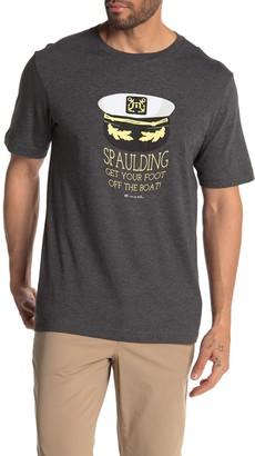 Travis Mathew Spaulding Graphic T-Shirt