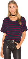 Stateside Wine Stripe T-Shirt
