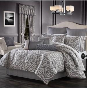 J Queen New York Tribeca California King 4Pc. Comforter Set Bedding