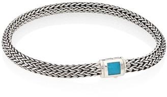 John Hardy Classic Chain Gemstone & Sterling Silver Extra-Small Bracelet