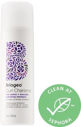 BRIOGEO Curl Charisma Rice Amino + Avocado Hydrating Shampoo