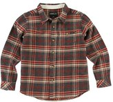 O'Neill Boy's 'Redmond' Plaid Flannel Shirt