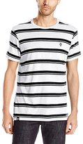 Akademiks Men's Kevin Striped T-Shirt