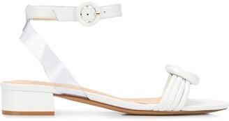 Alexandre Birman Knot Detail Sandals